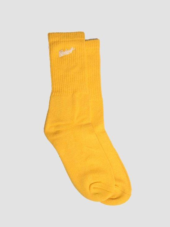 Carhartt Spill Socks Quince White I026524-62290