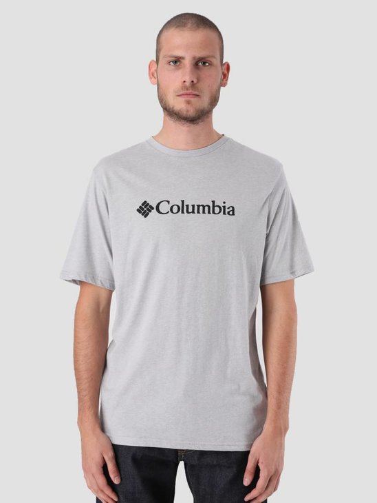 Columbia CSC Basic Logo Short Sleeve Columbia Grey H 1680051039