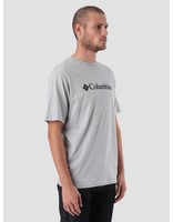 Columbia Columbia CSC Basic Logo Short Sleeve Columbia Grey H 1680051039