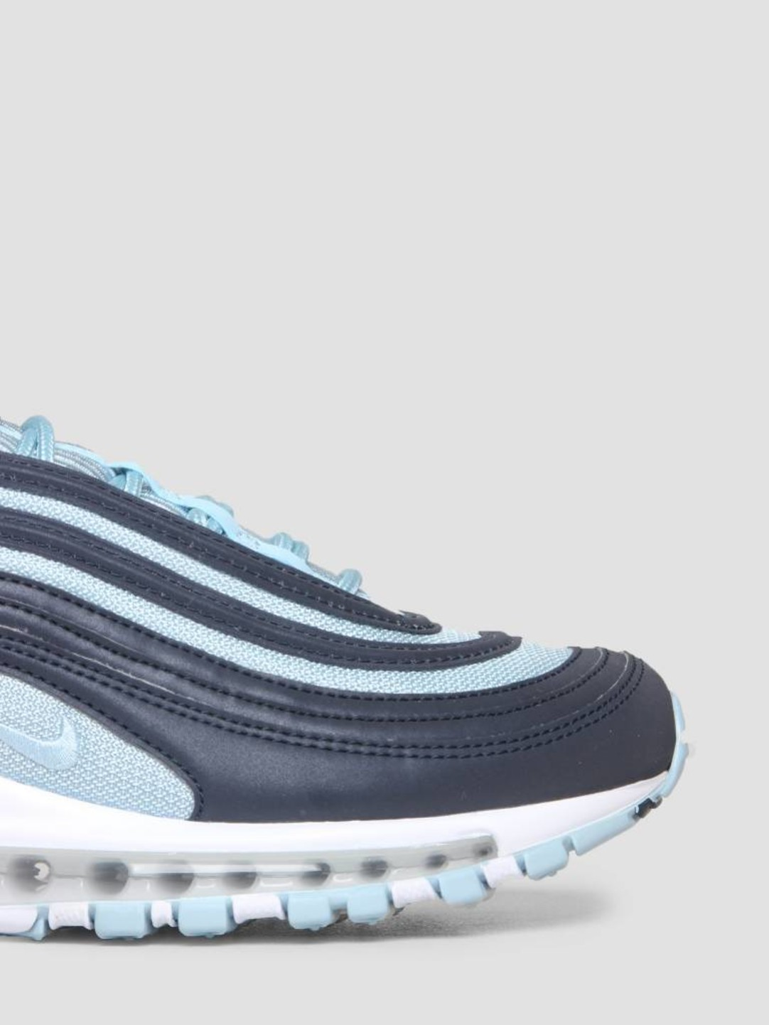 Nike Nike Air Max 97 Premium Dark Obsidian Ocean Bliss University Red Av7025-400