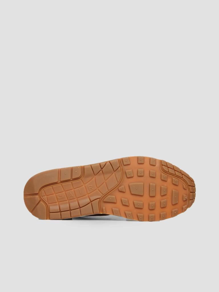 Nike Nike Air Max 1 Shoe Thunder Grey Total Orange Light Carbon Ah8145-010