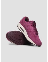 Nike Nike Air Max 1 Premium Shoe Bordeaux Bordeaux Desert Sand 875844-602