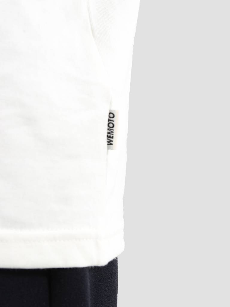 Wemoto Wemoto Juicy T-Shirt Offwhite 111.236-201