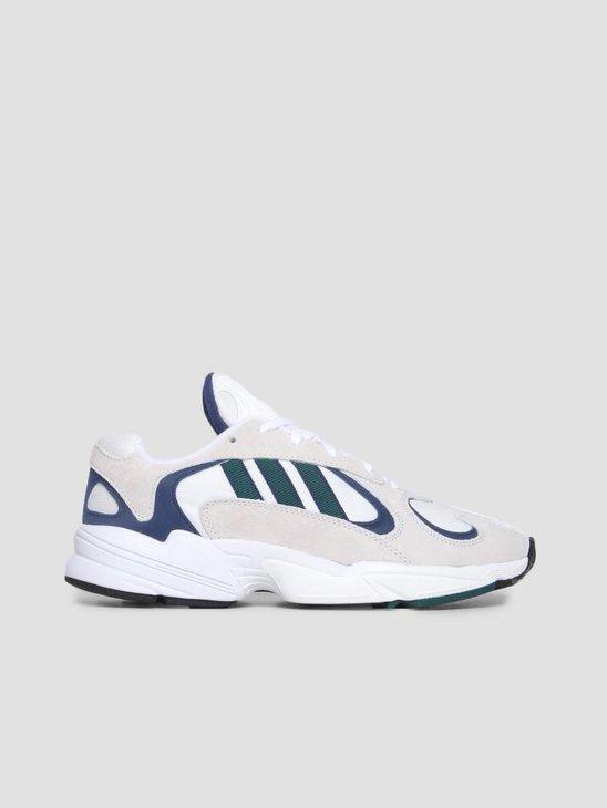 adidas Yung-1 Footwear White Nobgrn Dkblue G27031