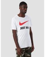 Nike Nike Sportswear Just Do It. Swoosh T-Shirt White University Red 707360-108