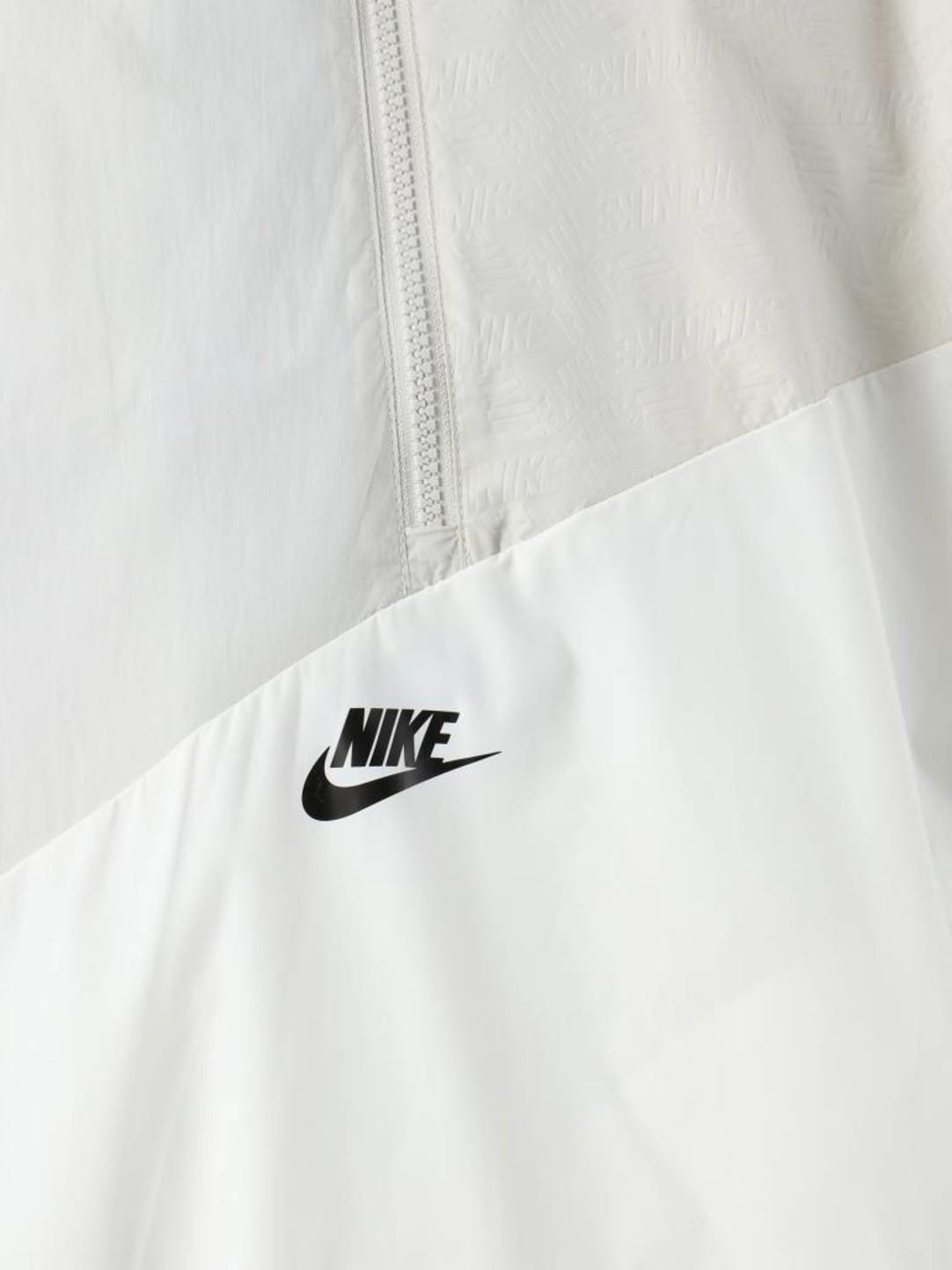 Nike Nike Nsw Taped Wvn Anorak Sail White Light Bone Black AR4941-133