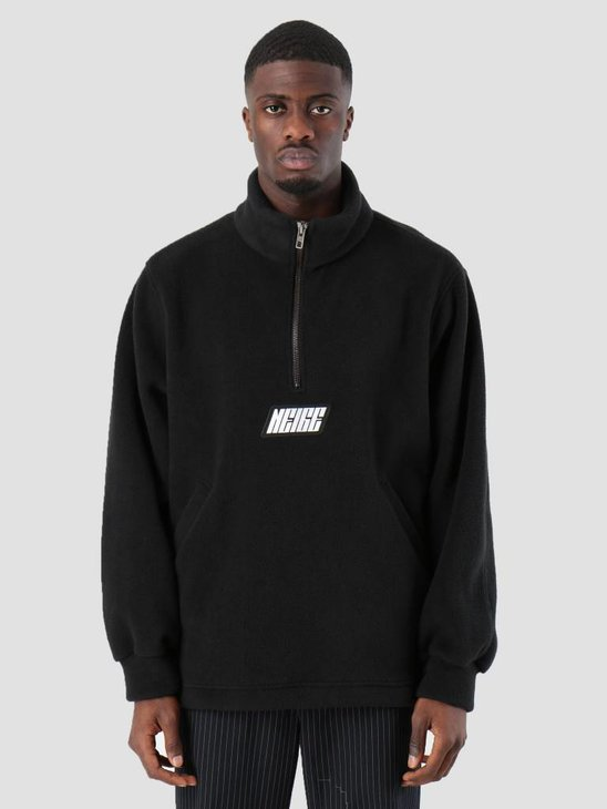 Neige Sherpa Oversized Sweatshirt AW18019
