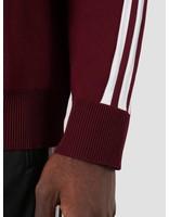 adidas adidas Knit Crew Maroon DH5753