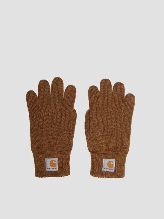 Carhartt Watch Gloves Hamilton Brown I021756-HZ90