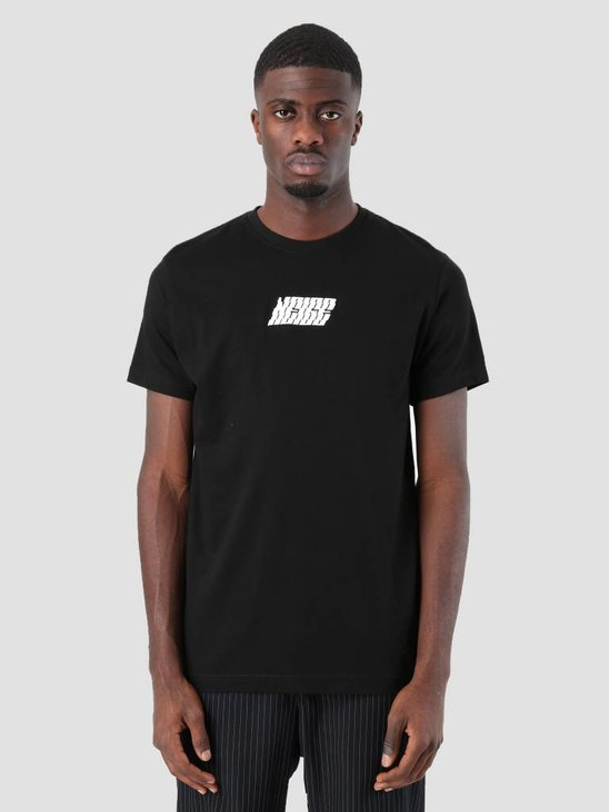 Neige Logo T-Shirt Black AW18003