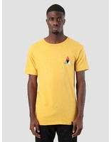 HUF HUF Prism Triangle T-Shirt Mineral Yellow Ts00474