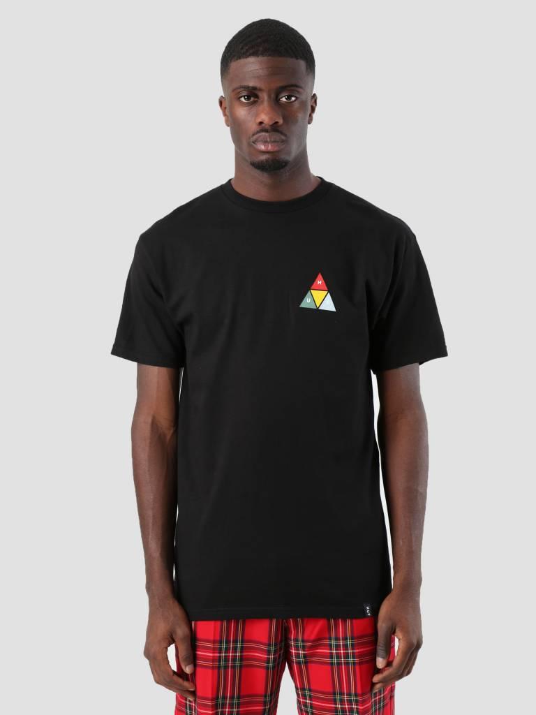 HUF HUF Prism Triangle T-Shirt Black Ts00474
