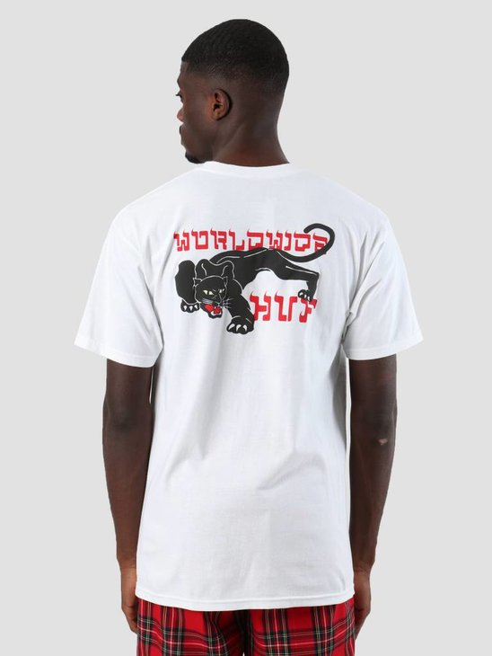 HUF Burmese T-Shirt White Ts00473