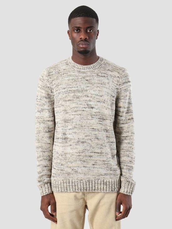 Carhartt Morris Sweater Beige - Tobacco - Wax I025258-6990