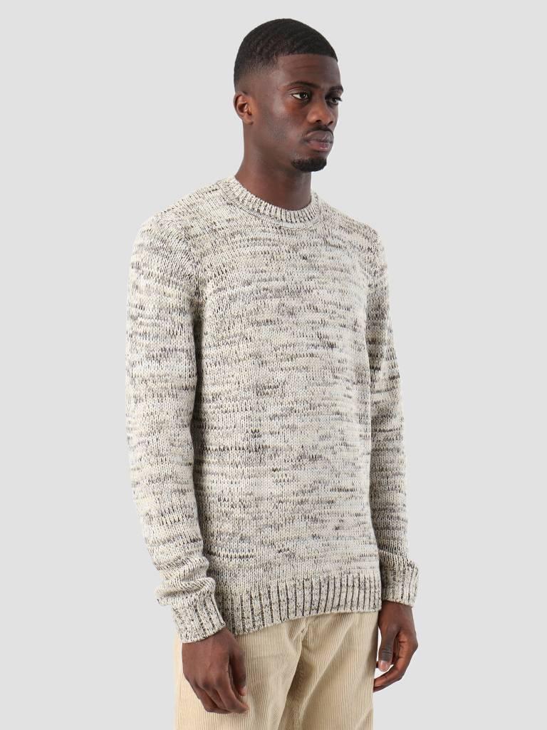 Carhartt Carhartt Morris Sweater Beige - Tobacco - Wax I025258-6990