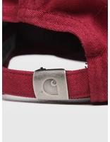 Carhartt Carhartt Madison Logo Cap Mulberry Black I023750-88400