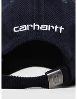Carhartt Carhartt Manchester Cap Dark Navy White I025743-1C00
