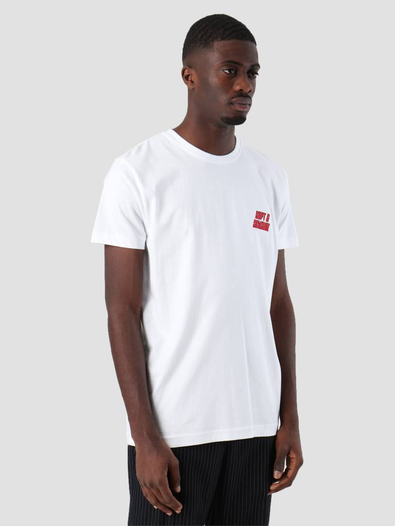 Neige Neige S&S T-Shirt White AW18006