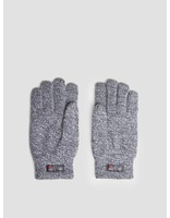 Carhartt WIP Carhartt WIP Scott Gloves Dark Navy wax I015530-1C92