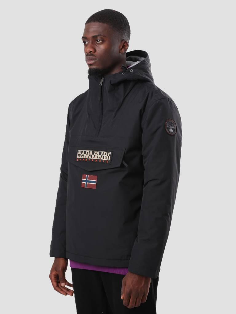 NAPAPIJRI NAPAPIJRI Rainforest Winter 1 Jacket Black N0YGNJ041