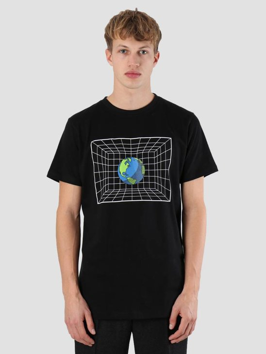 Wemoto Earth T-Shirt Black 121.253-100