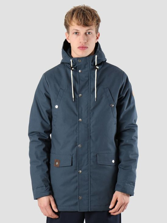 RVLT Parka Jacket Heavy Darkblue 7246