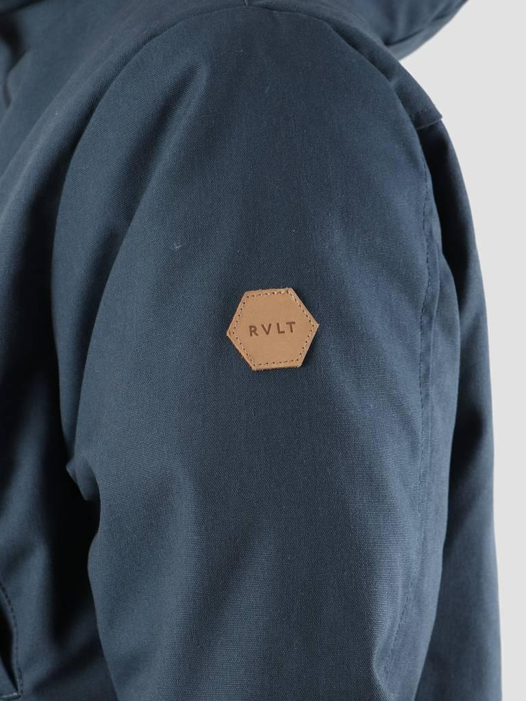 RVLT RVLT Parka Jacket Heavy Darkblue 7246
