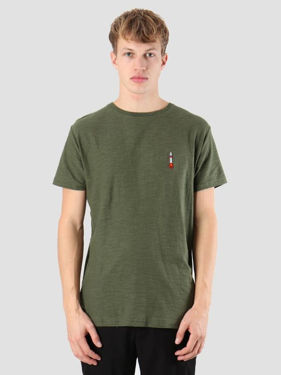 RVLT Kenneth Printed T-Shirt Army 1951 ROC