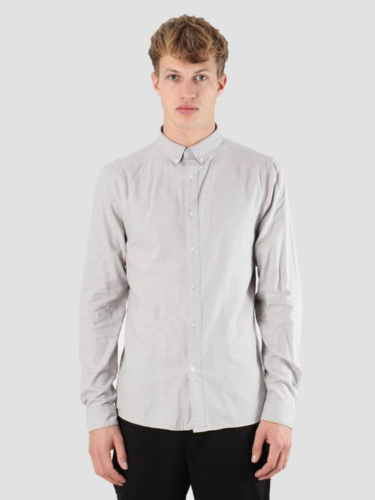 RVLT Oluf Shirt Grey 3641