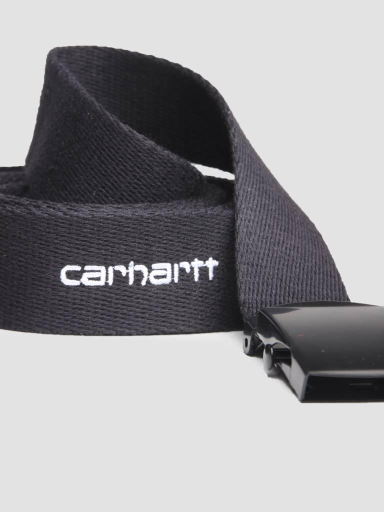 Carhartt Carhartt Orbit Belt Black White I025745-8900