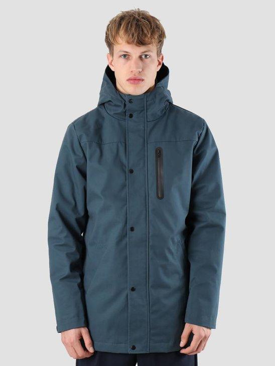 RVLT Villum Parka Jacket Blue 7443