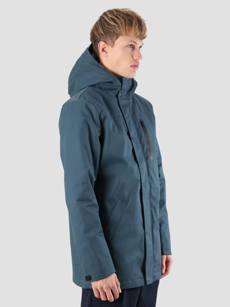 RVLT RVLT Villum Parka Jacket Blue 7443