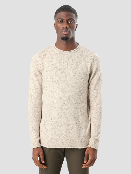 RVLT Nope Yarn Knit Offwhite 6002