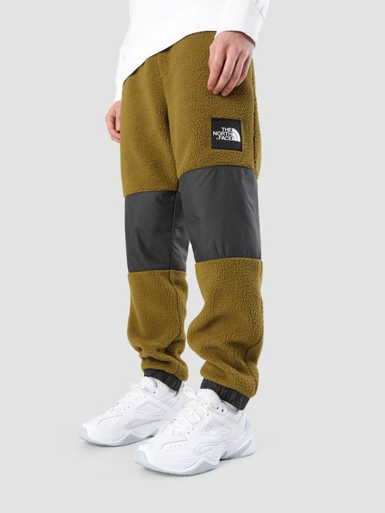 The North Face Denali Fleece Pant Fir Green