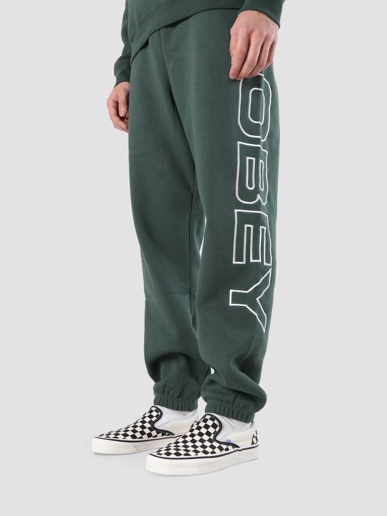 Obey Obey Line Fleece Pants 142030020S-ALP