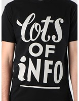 By Parra By Parra Lots Of Info T-Shirt Black 41960