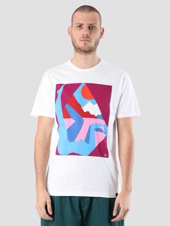 By Parra New Sealand Window T-Shirt White 41600