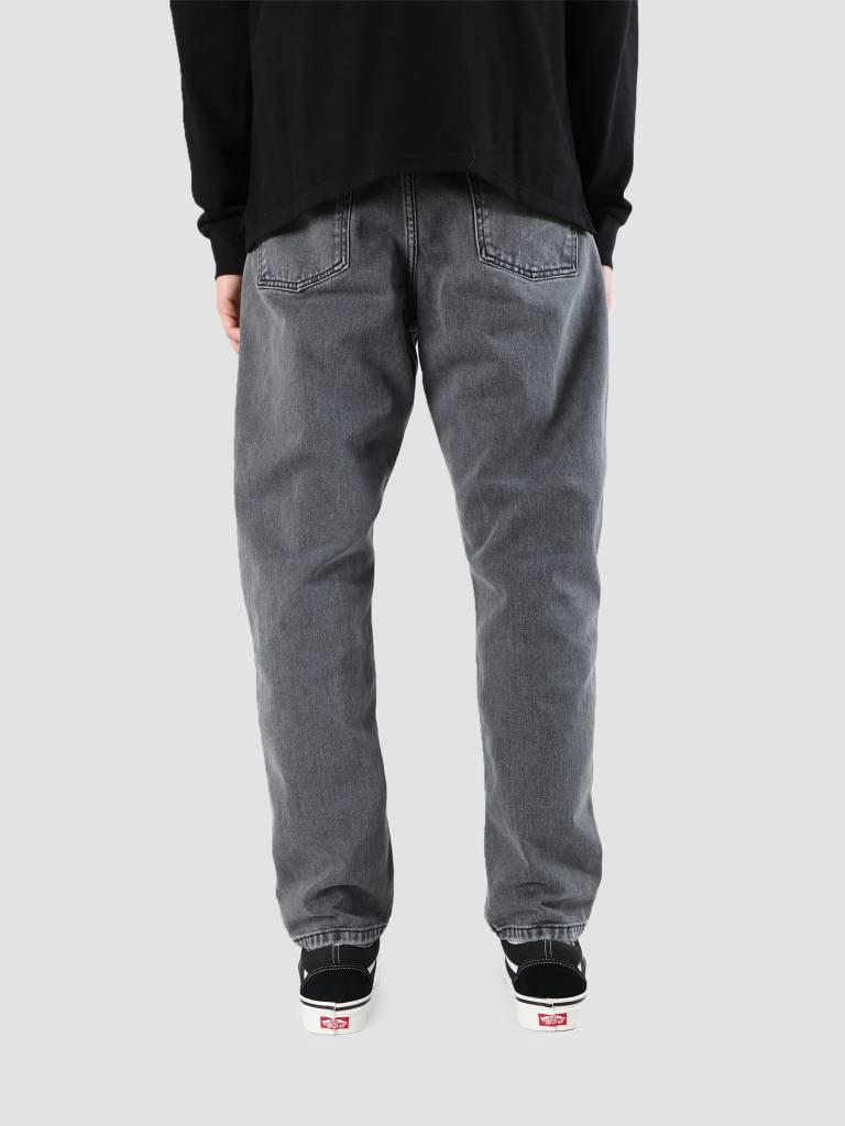 Carhartt WIP Carhartt WIP Newel Pant Stone Bleached Black I024905-8912