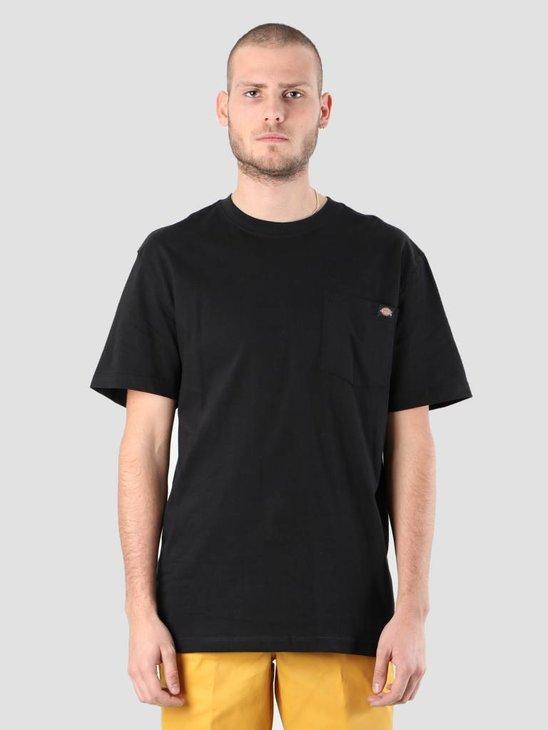 Dickies Pocket T-Shirt Black WS450