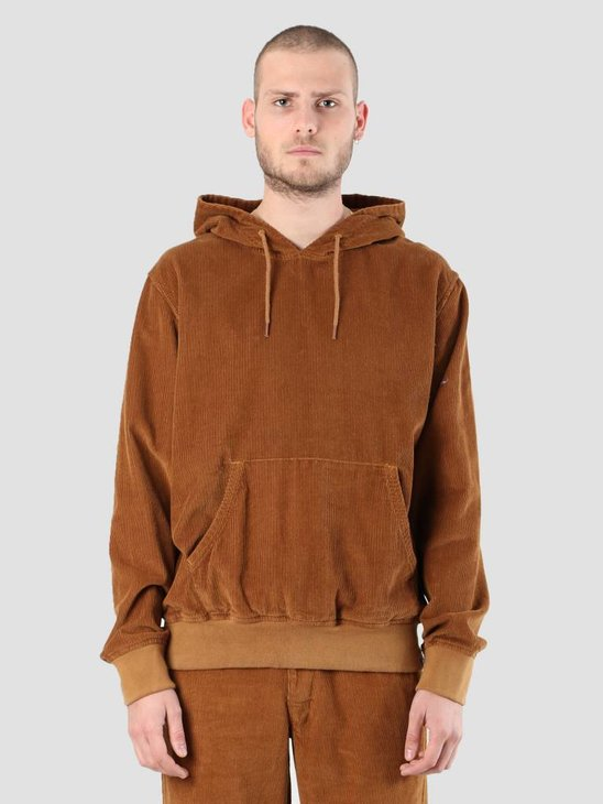 Dickies Amonate Hoodie Brown Duck 200170