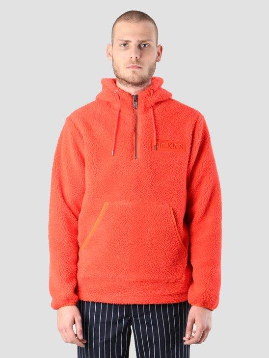 Dickies Esmont Hoodie Orange 200169
