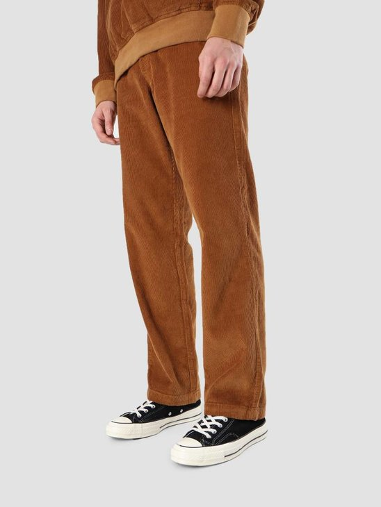 Dickies Cord Work Pant Brown Duck WP873
