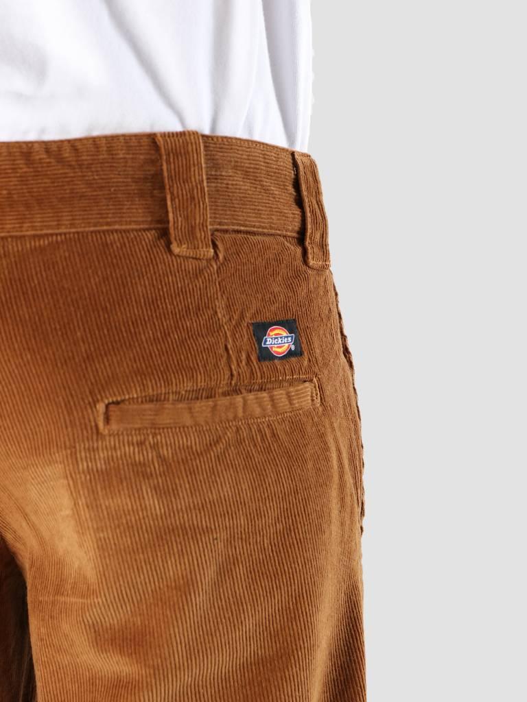 Dickies Dickies Cord Work Pant Brown Duck WP873