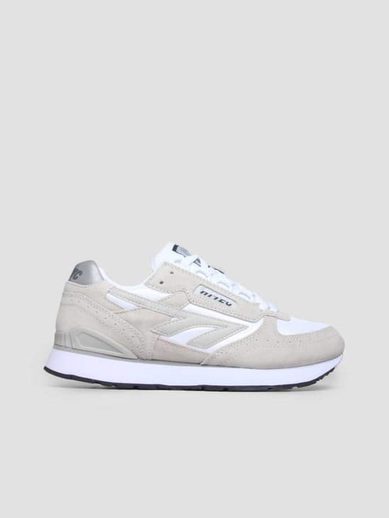 Hi-Tec Silver Shadow Unisex White Cool Grey O006911