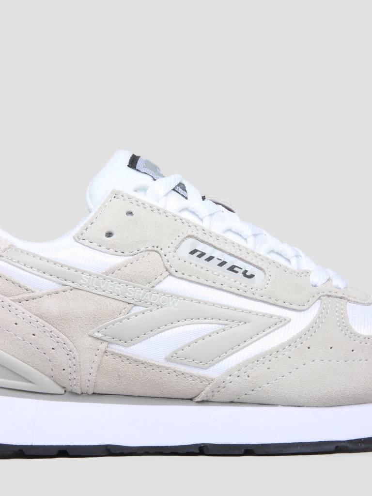 Hi-Tec Hi-Tec Silver Shadow Unisex White Cool Grey O006911