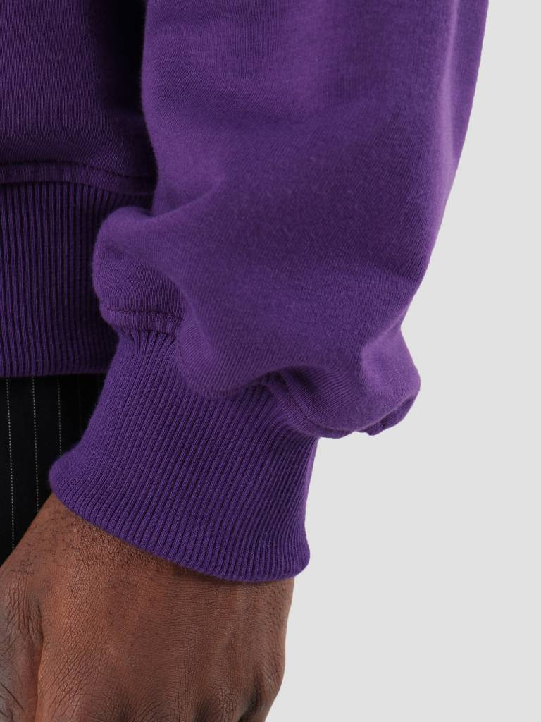 Neige Neige Logo Hoodie Purple AW18017