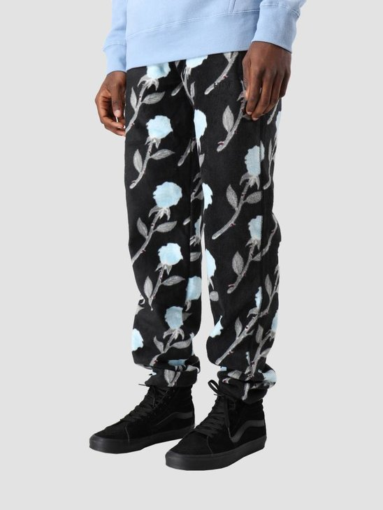 HUF Farewell Fleece Pant Black Pt00073