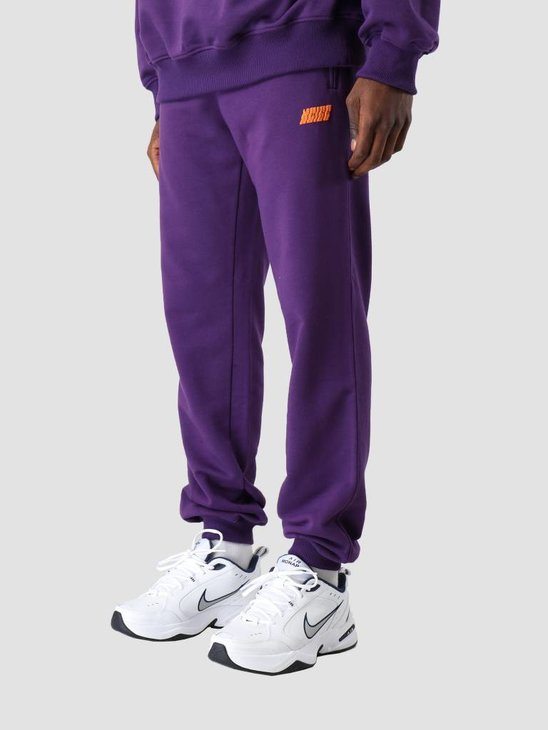 Neige Logo Joggers Purple AW18025