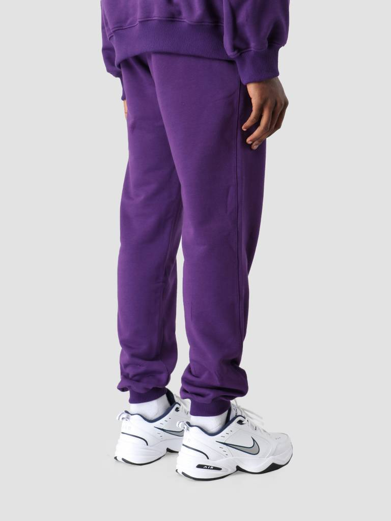Neige Neige Logo Joggers Purple AW18025