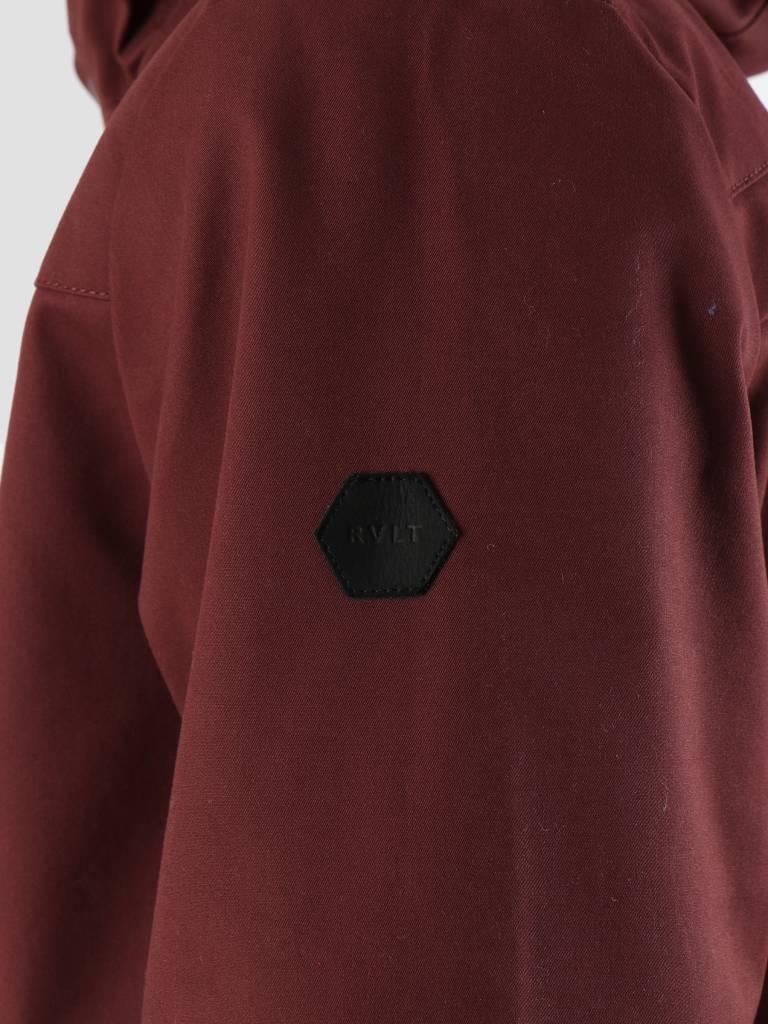 RVLT RVLT Villum Parka Jacket Bordeaux 7443